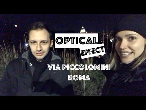 OPTICAL EFFECT - can you see it?