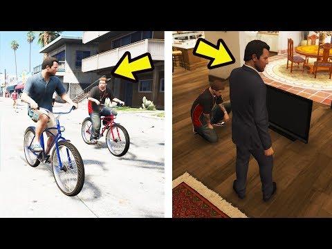 O Que acontece se o Michael perder a corrida para o Jimmy? GTA 5