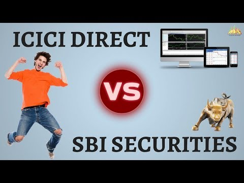 SBI Securities Vs ICICI Direct - Stock Brokers Comparison