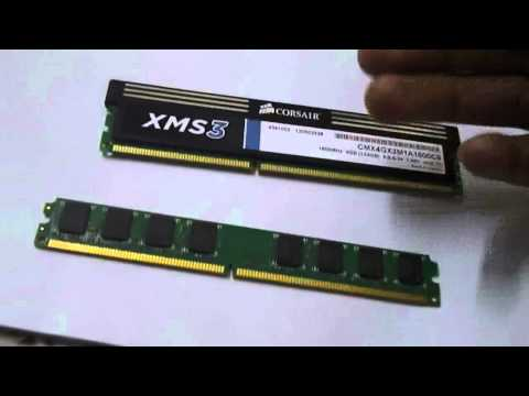 DDR3 vs DDR2 - Basic Differences