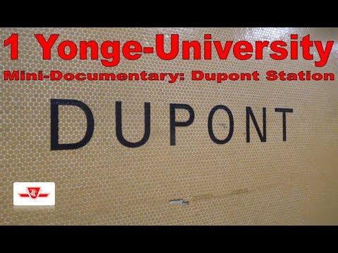 1 Yonge-University - Mini-Documentary: Dupont Station