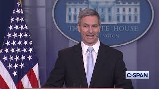 Trump Administration Rule on Immigration and Benefits (C-SPAN)