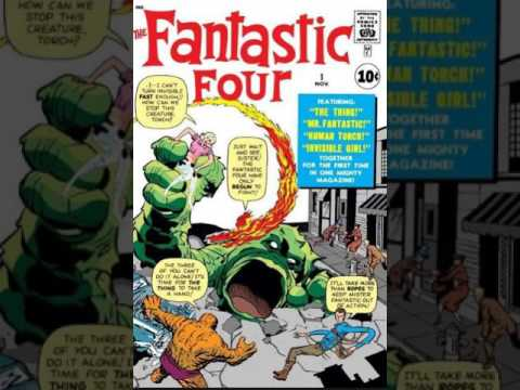 Special - Reading Marvel Comics in Order starting with Fantastic Four 1