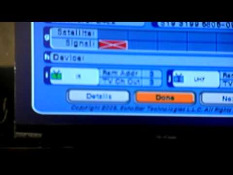How to change remote address to a Bell ExpressVu or Dish Network Receiver.