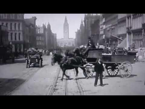 1906 San Francisco Main Street