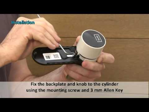 Mul t Lock ENTR Instillation Video