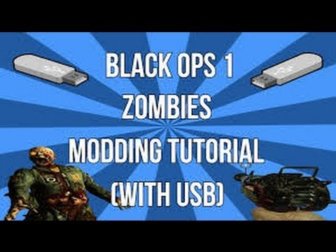 How to mod black ops zombies (PS3) EASY