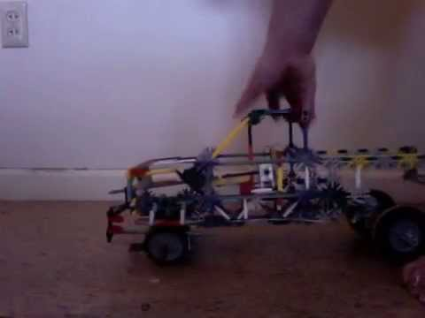 knex full suspension fully functional rc pickup truck