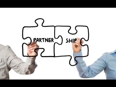 Establishing Strategic Partnerships -- Entrepreneur Tip