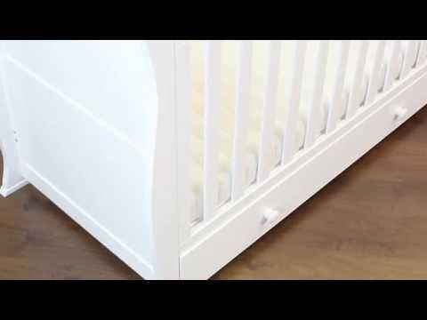 Izzy Cot Bed | Excellent Baby's Cot