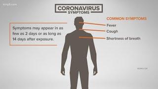 Common symptoms of the 2019 novel coronavirus