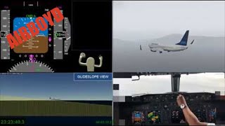 Air Niugini Flight 73 Crash Animation • Papua New Guinea AIC