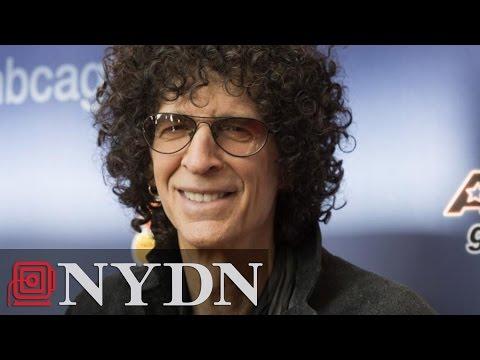 Howard Stern is Leaving 'America's Got Talent'
