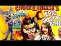 Fryno Epic Unboxing By Chuck E Cheese W Fire Bone Hot Dog Pt