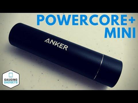 Anker Powercore+ Mini Review - 3350mAh Portable Charger