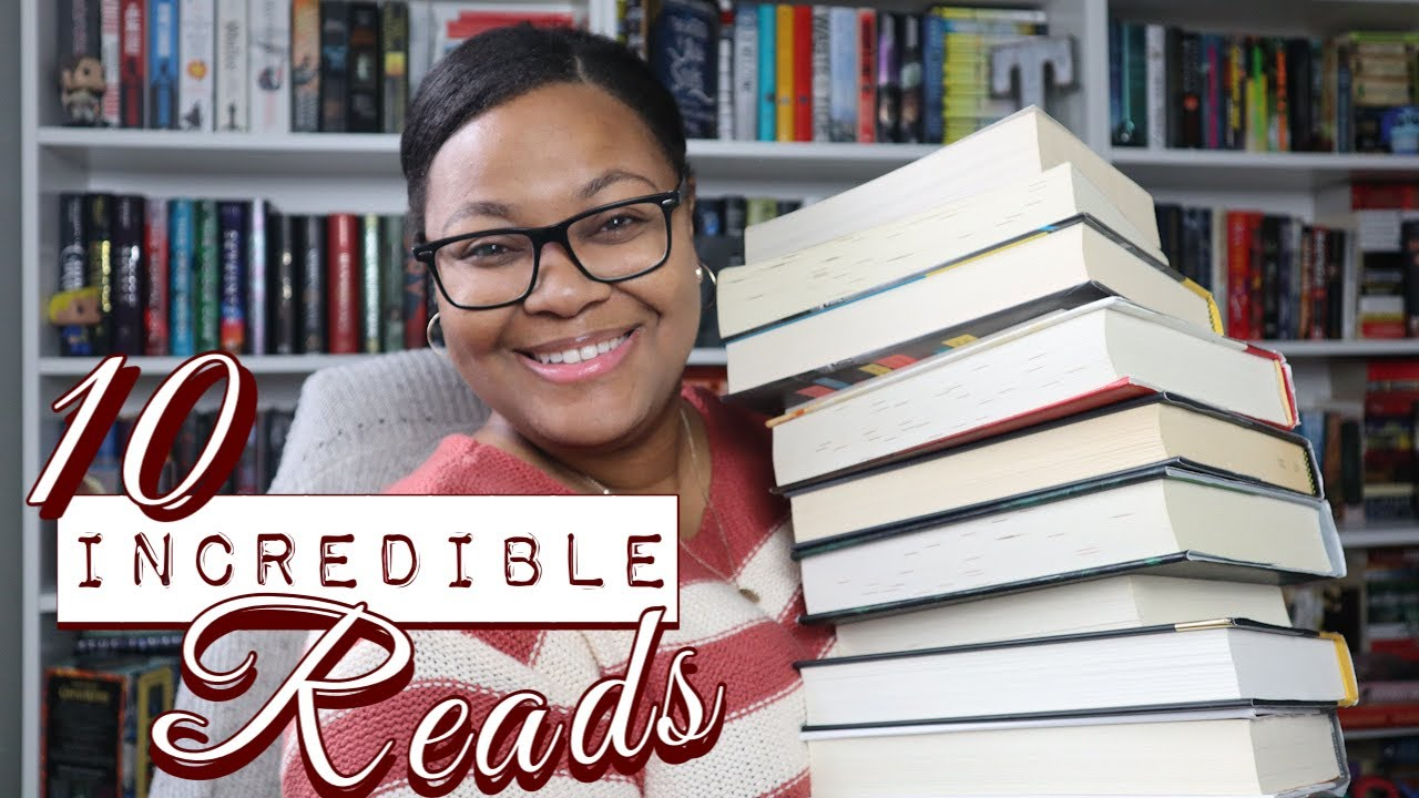 The BEST Books of 2020! | 10 Incredible Reads!