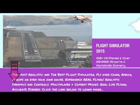 Flight Games 2015 [Free Flight Simulator 2015]