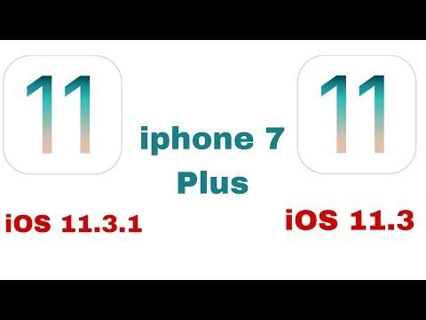iOS 11.3.1 Vs iOS 11.3 Speed test on iPhone 7 plus | iSuperTech