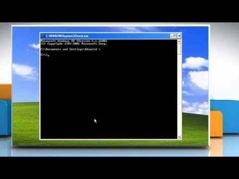 Windows XP: Print directory tree