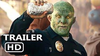 BRIGHT Official Trailer #3 (2017) Will Smith, Thriller, Netflix Movie HD