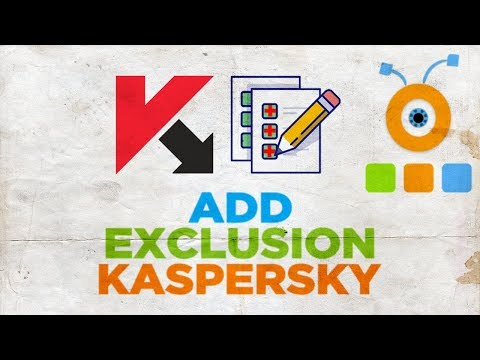 How to Add Exclusion in Kaspersky Antivirus