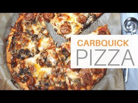 Keto Pizza   CARBQUIK Crust