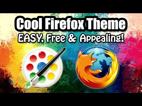 Mozilla Firefox Themes   Make Your Browser Look Stunning