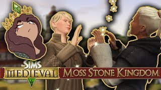 The Cowardly Desires Of An Elvish Guard 👑 Sims Medieval: Long Live The Queen! - Episode #21
