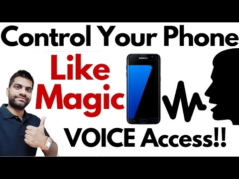 Control your Phone with Your VOICE!!! | Google Voice Access