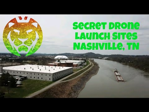 Mavic Pro Drone Flight: Nashville's Hidden Parks | Lock One Park | Episode One
