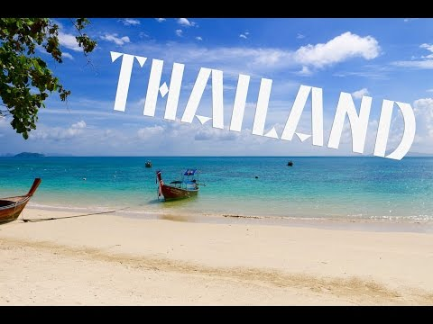 Thailand Backpacking Trip - August 2016 | Full HD