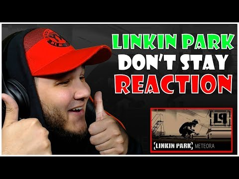 🎤 Hip-Hop Fan Reacts To Linkin Park - Don't Stay 🎸