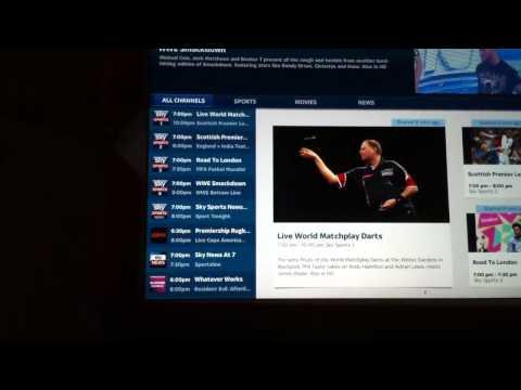 iPad 2 - Sky Go / Sky Sports