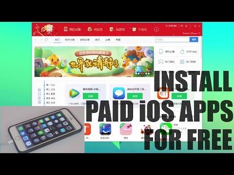 Install PAID Apps & Games FREE & Fix Crashing iOS 9 - 9.3.5 & iOS 10 NO Jailbreak iPhone, iPad, iPod
