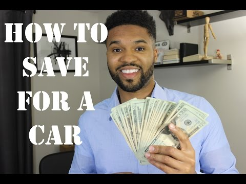 How to Save for a Car In Less than 5 Minutes