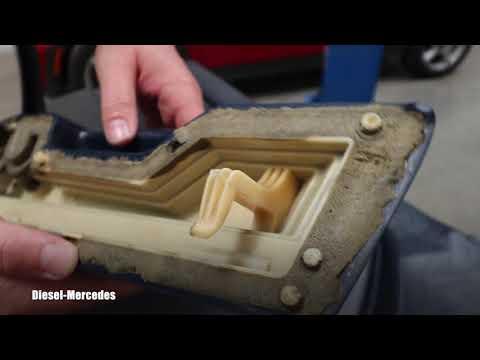 Mercedes Door Panel Repair W124