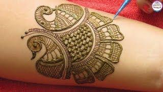 7 Minutes 34 Seconds Stylish Gol Tikki Henna Designs With