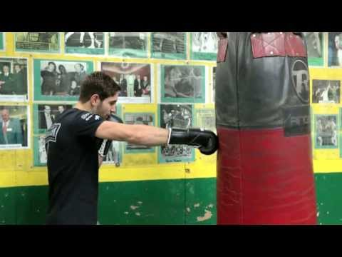 PRO Boxing Tips - How to Train for Punching Power - Frank Buglioni