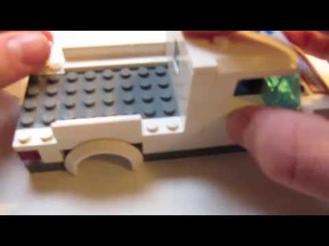 LEGO Tutorial: How to Build a Pick-Up Truck