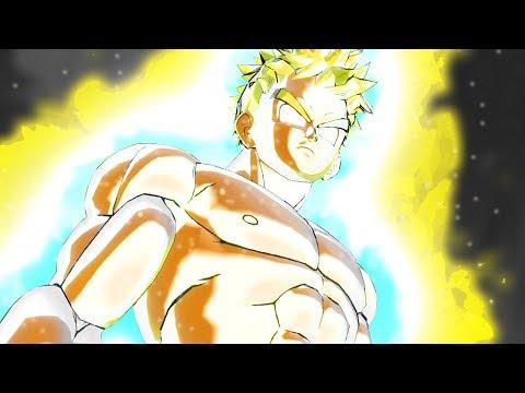 SUPER SAIYAN RAGE CaC TRANSFORMATION - Dragon Ball Xenoverse