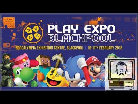 Play Expo Blackpool 2018 | Nostalgia Nerd