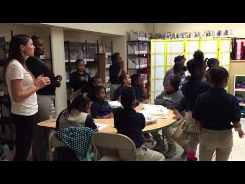 Boutique Pop Up: KIPP Ascend Primary School
