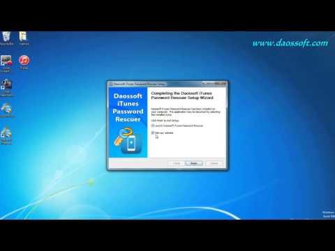 How to Reset Forgotten iTunes Backup Password