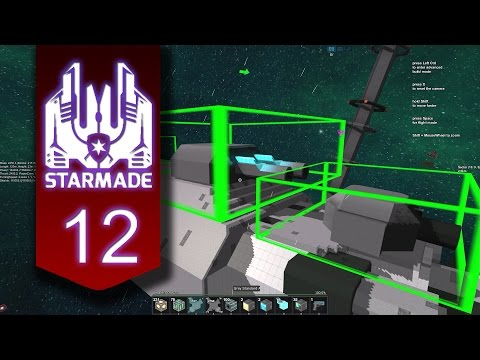 StarMade (Let's Play | Gameplay) Episode 12: Will Be Back