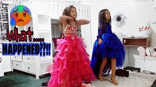 You will never guess what happened to Txunamy & Hayley in Beverly Hills!! | Familia Diamond