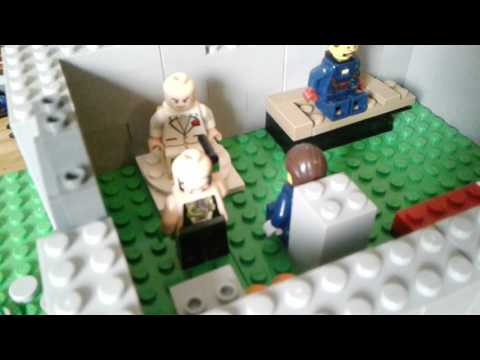COD Ghosts Elias Death Scene (Lego Version)