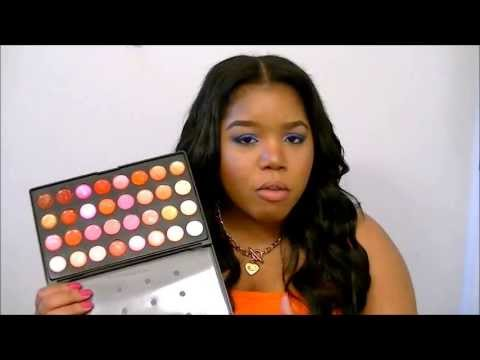 Diva On A Budget | eBay Makeup Palette Review (Requested)