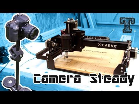 DIY Video Camera Steady | Inventables X-Carve