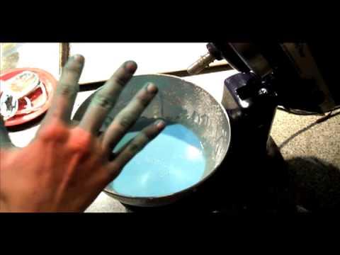 How to Make Colored (Holi) Powder