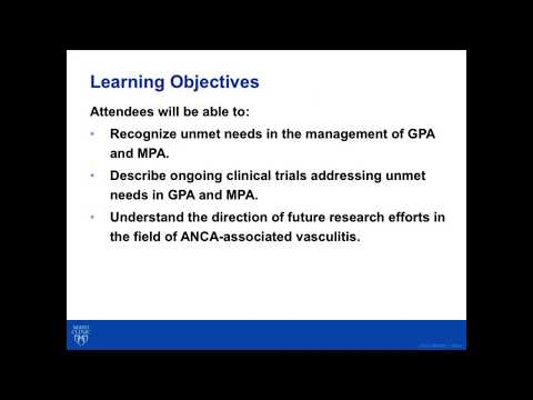 GPA and MPA: Is There Still a Role for Conventional Therapy?